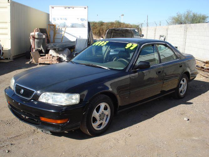 1997 Acura TL Premium Pkg