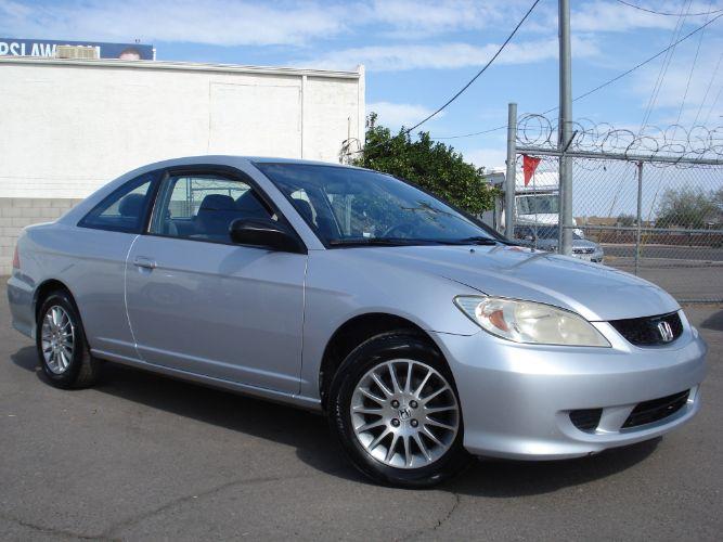 2005 Honda Civic Cpe LX