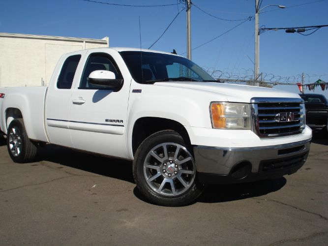 2013 GMC Sierra 1500 4x4 SLE, EZ Finance For Bad Credit