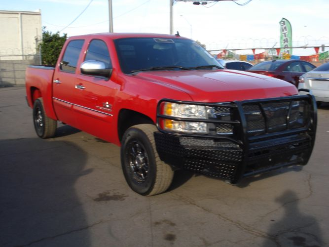 2012 Chevrolet Silverado 1500 Crew Cab, Finance is Available, Bad Credit OK