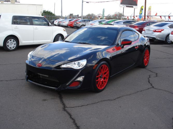 2013 Scion FR-S Low Miles, Custom Wheels, EZ Finance Available