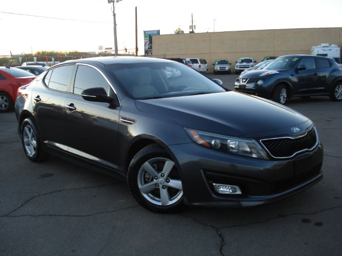 2015 Kia Optima Finance Available, Bad Credit OK