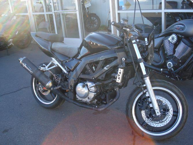 2006 Suzuki SV650 Street Fighter