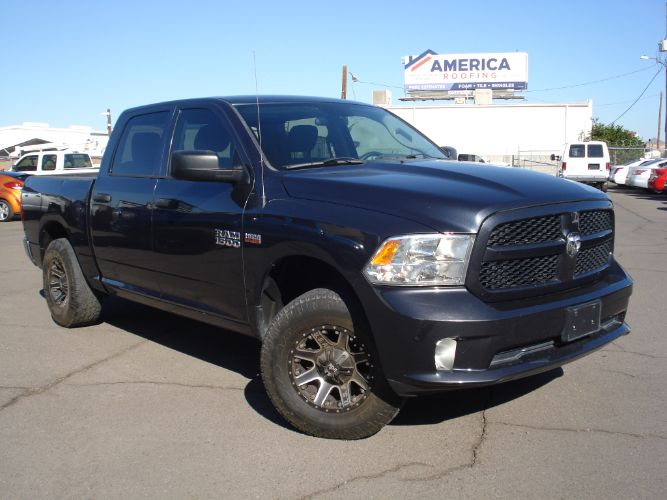 2014 Ram 1500 Crew Cab Finance Available, Bad Credit No Issue Here
