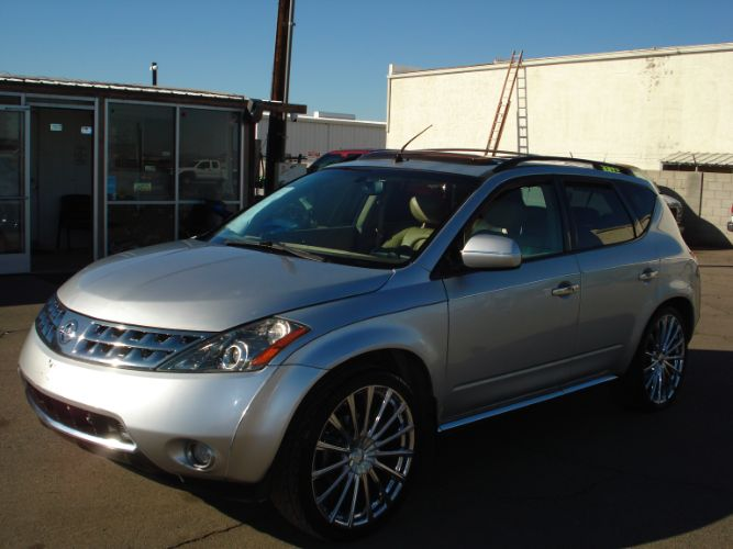 2007 Nissan Murano SL EZ Finance Available