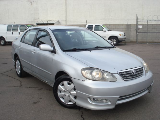 2006 Toyota Corolla Finance Available