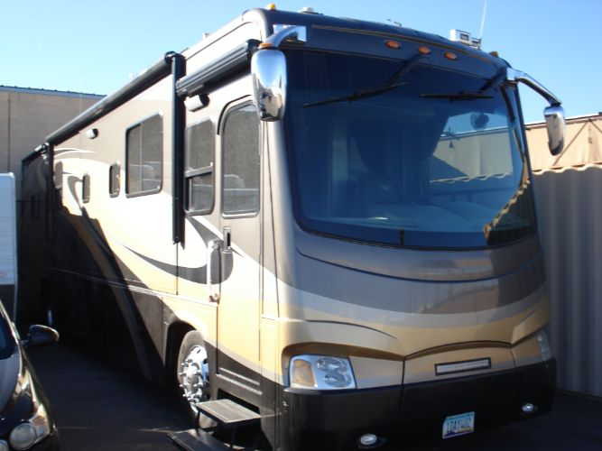 2006 Coachmen Cross Country M-406 QS
