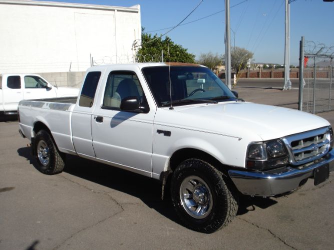1999 Ford Ranger Ext Cab, Newer Engine, Runs Great