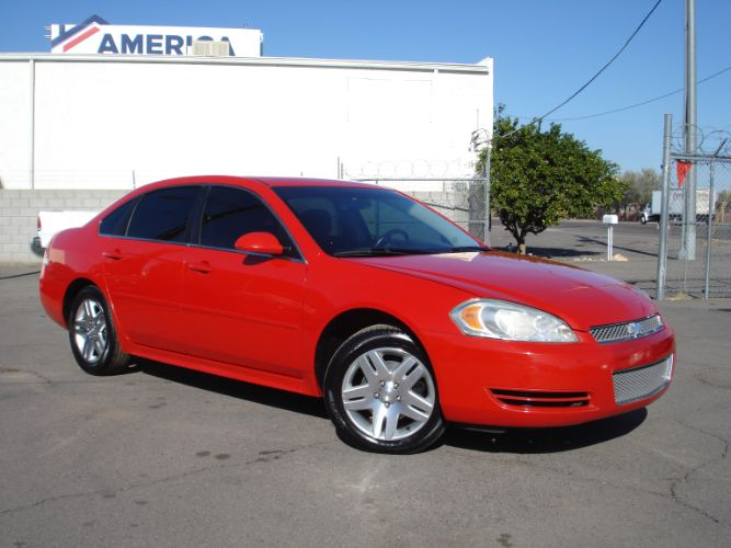 2013 Chevrolet Impala Finance is EZ Here