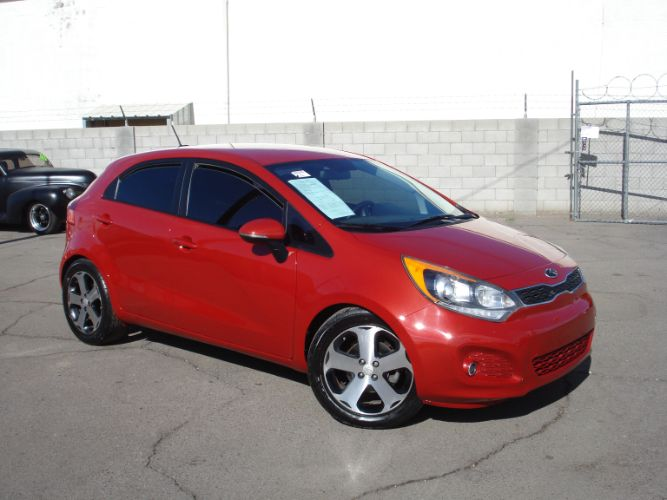 2013 Kia Rio Finance For Anybody, Low Down, Low Payments