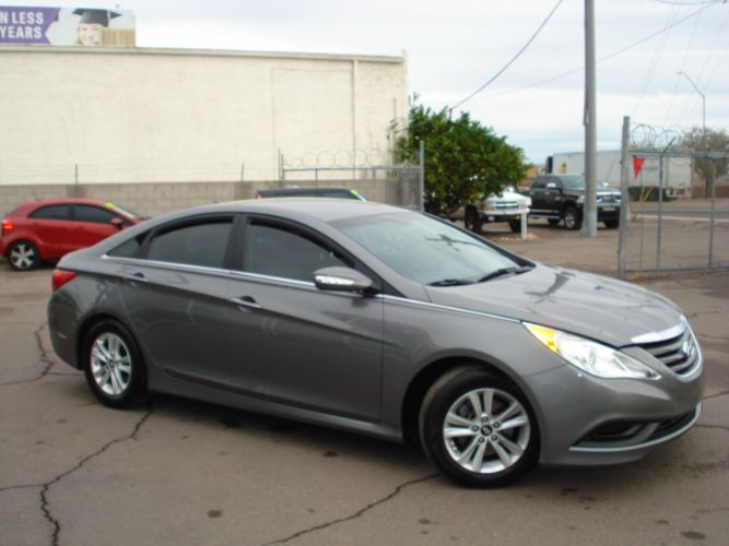2014 Hyundai Sonata Finance is EZ Here