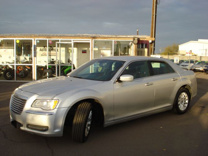 2012 Chrysler 300 Finance Available