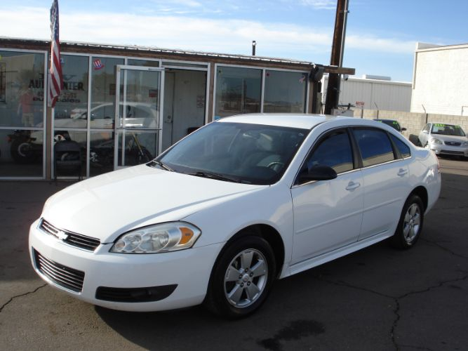 2011 Chevrolet Impala EZ Finance