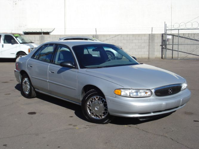 2003 Buick Century Low Miles, Great Car, Finance Available