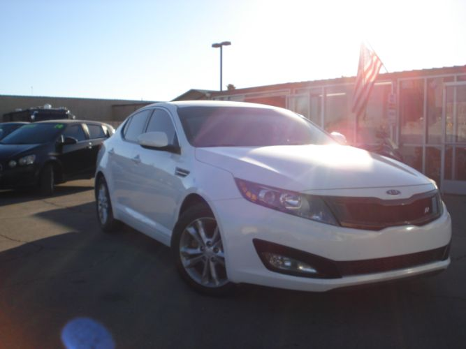 2012 Kia Optima Low Down, Low Payments, Apply Online