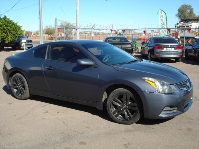 2010 Nissan Altima Coupe Finance Available
