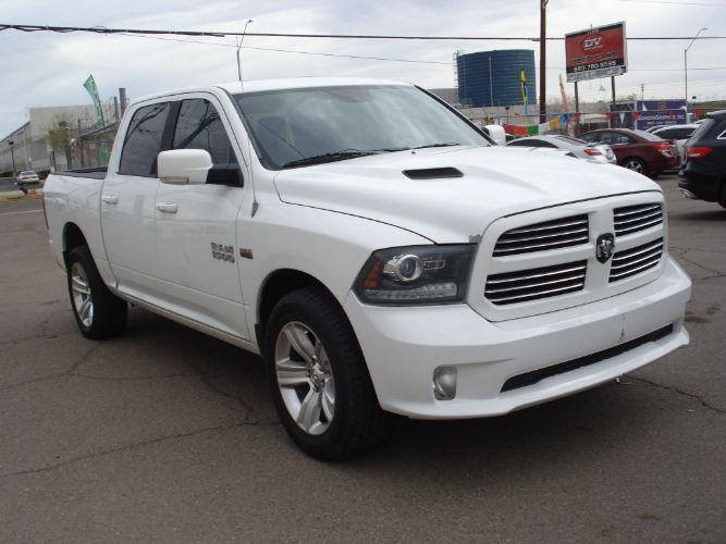 2014 Ram 1500 Crew Cab Sport 4x4 Finance Available