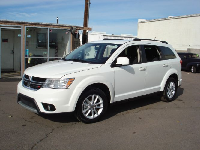 2015 Dodge Journey 3rd Row, Low Down, Low Payments