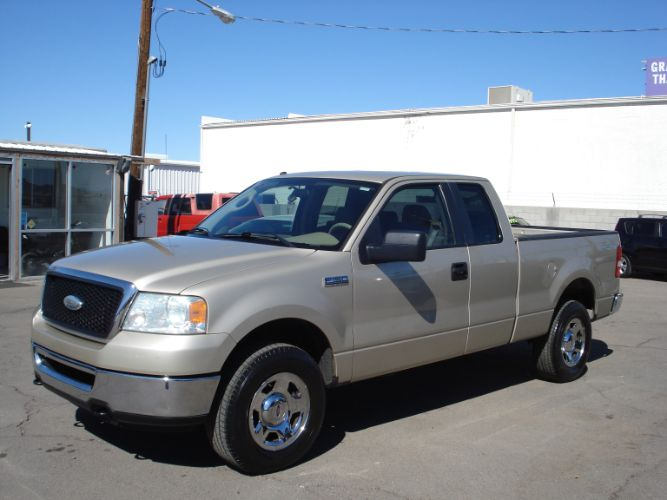 2008 Ford F150 Super Cab 4x4 Finance Available