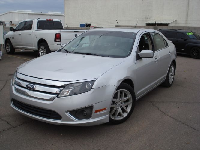 2012 Ford Fusion SEL Finance Available