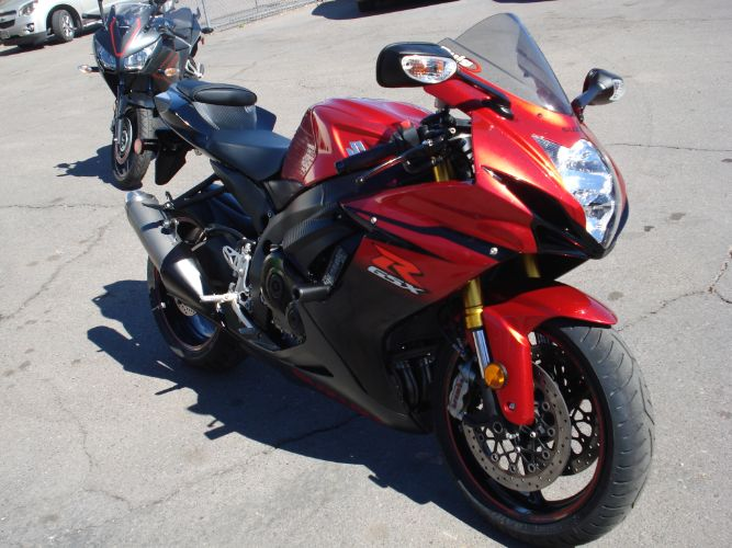 2014 Suzuki GSX-R750 Good or Bad Credit Apply, Low Payments