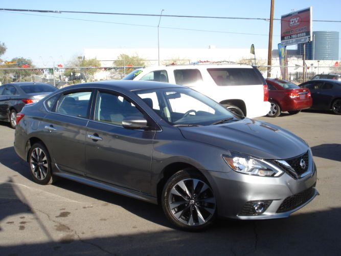 2019 Nissan Sentra SR Low Miles, Finance Available