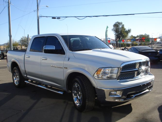 2012 Ram 1500 4wd Crew Cab Laramie Finance Available