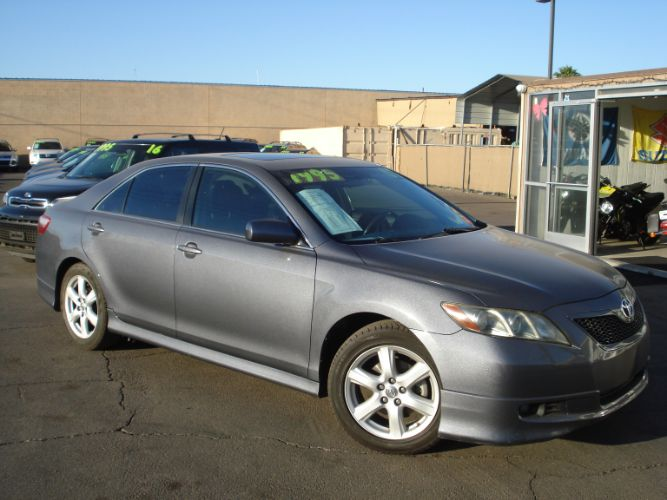 2007 Toyota Camry Finance Available For Bad Credit