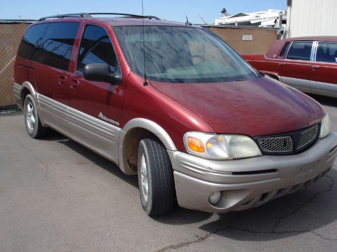 2003 Pontiac Montana w/1SE Pkg