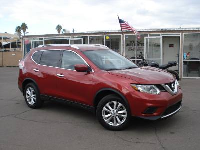 2016 Nissan Rogue Low Miles, Finance is EZ Here
