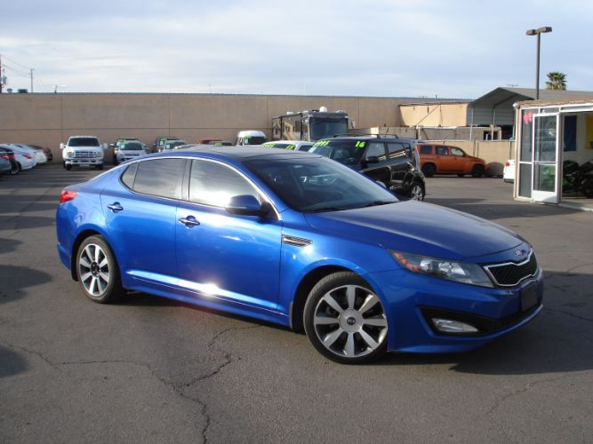 2013 Kia Optima SX Payments Accepted, Apply Online Today!