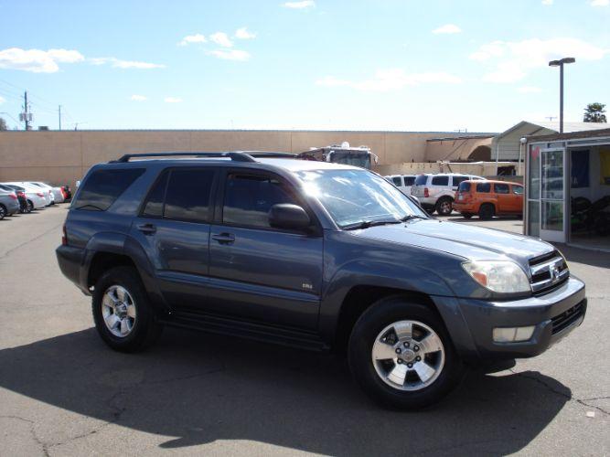 2005 Toyota 4Runner, SR5 Finance For Bad Credit