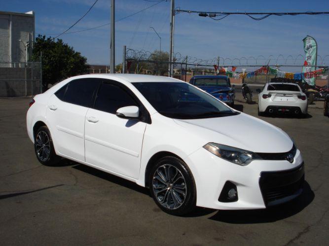 2015 Toyota Corolla S Plus, EZ Finance for Bad Credit