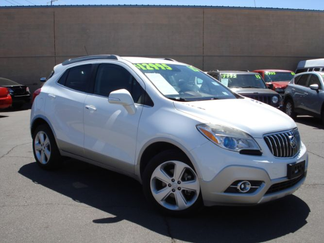 2015 Buick Encore Leather Loaded SUV, Finance Available