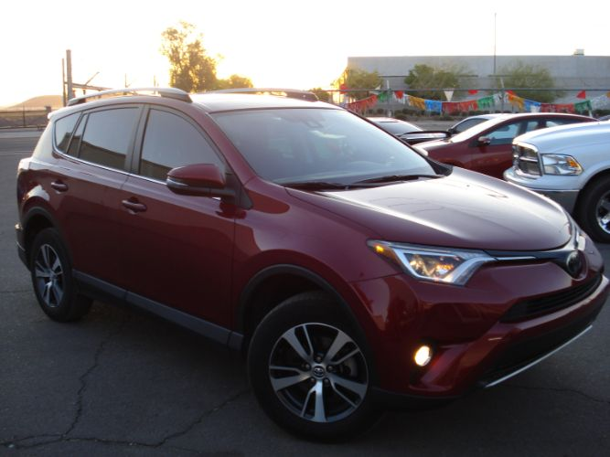 2018 Toyota RAV4 XLE Low Miles, Finance Available, EZ Finance Here