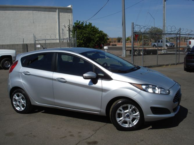 2016 Ford Fiesta Low Miles, Finance is EZ Here