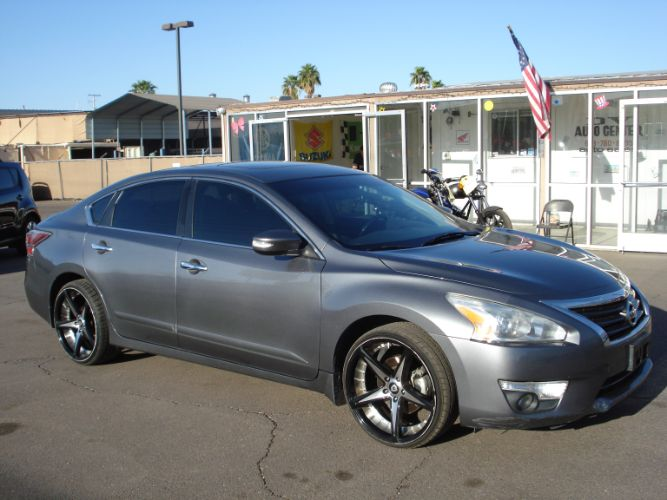 2015 Nissan Altima 2.5SV Low Down, Low Payments