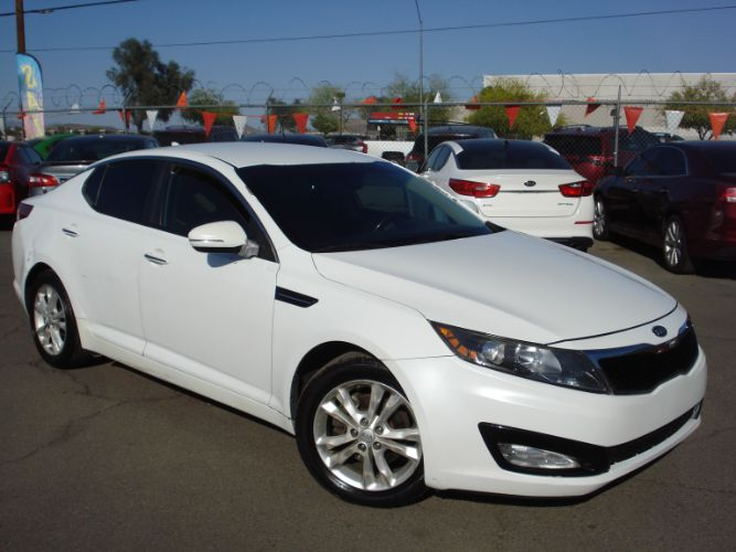 2012 Kia Optima EX EZ Finance Available, Bad Credit Accepted