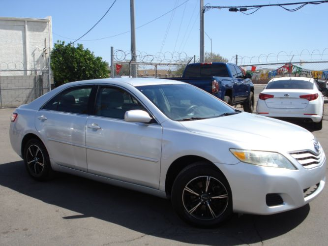 2011 Toyota Camry LE Low Payments, Bad Credit is OK