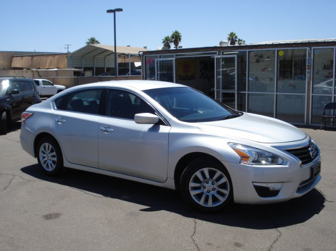 2015 Nissan Altima 2.5s Finance is EZ Here, Low Payments