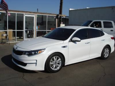 2016 Kia Optima Finance Here With Low Down Payment