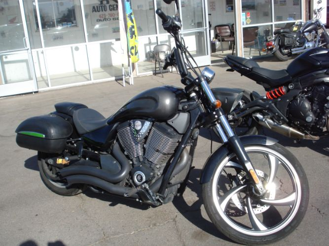 2011 VICTORY 8-BALL FINANCE AVAILABLE