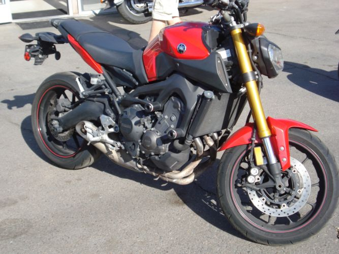 2014 YAMAHA FZ-09 EZ Payments Apply Online, Same Day Approval