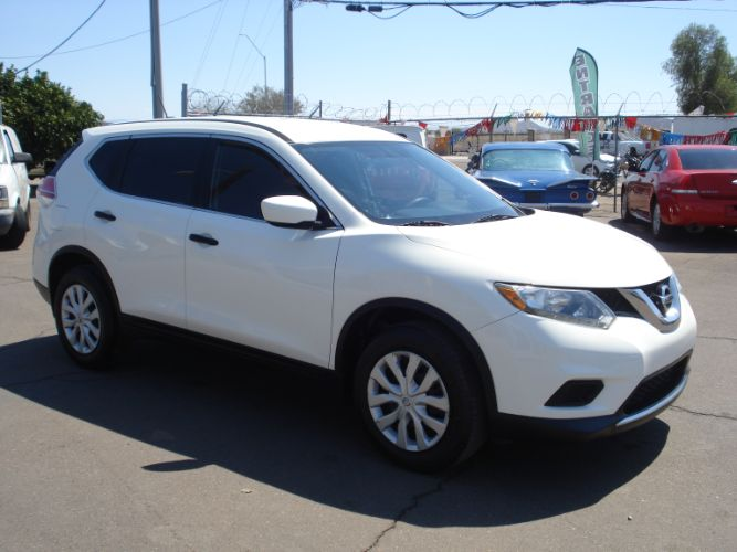 2016 Nissan Rogue Finance For Bad Credit Here