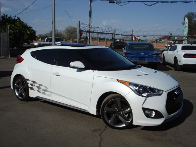 2015 Hyundai Veloster Turbo Low Down, Low Payments, Finance With Us