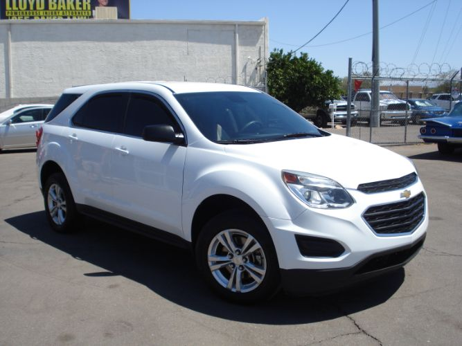 2016 Chevrolet Equinox LS Low Miles, Finance is Available