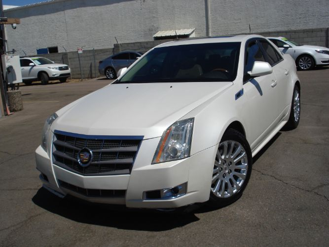2011 Cadillac CTS Sedan Leather Loaded, Low Miles, Finance Available