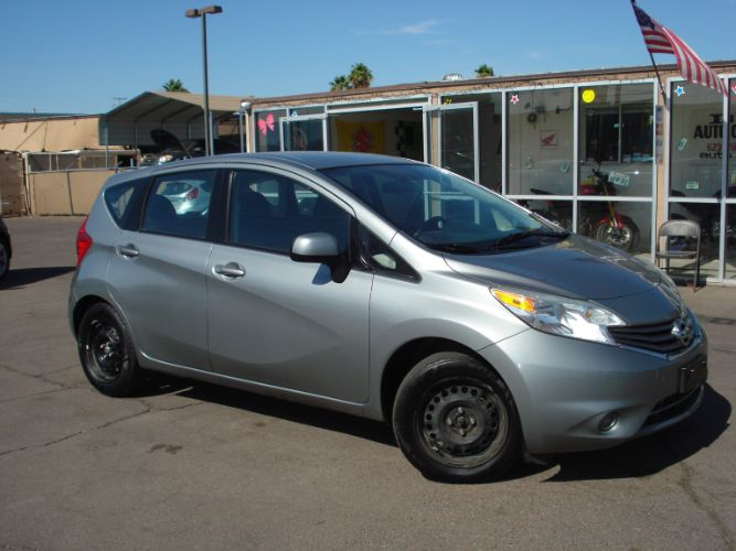 2014 Nissan Versa Note EZ Finance is Available