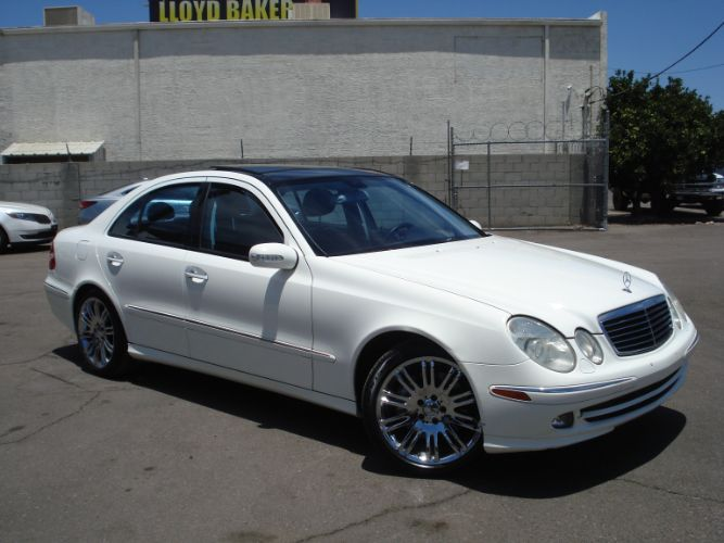 2006 Mercedes-Benz E-Class Low Miles, Finance Available