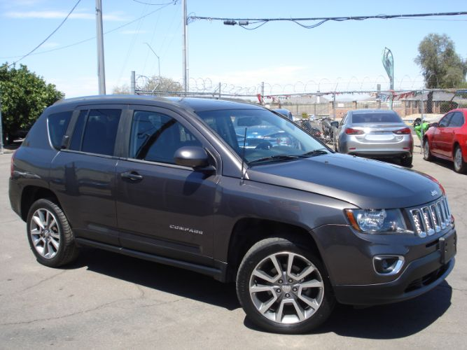 2014 Jeep Compass Limited Finance Available